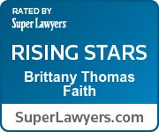 Rising Stars - Brittany Thomas Faith